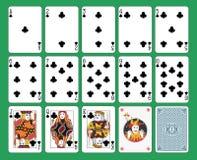 Spielkarteclubklage vektor abbildung