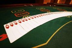 Spielkarten Lizenzfreie Stockfotografie