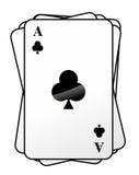 Spielkarten1710b Stock Images