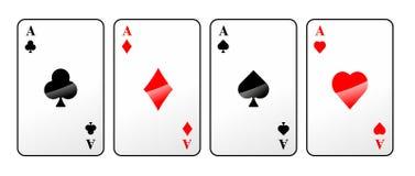 Spielkarten0910b Royalty Free Stock Images