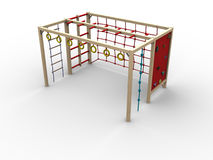 Spielplatz 01 Lizenzfreie Stockbilder