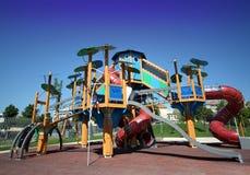 Spielplatz Stockfotografie