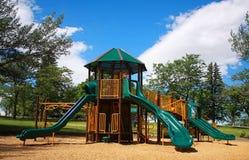 Spielplatz Lizenzfreies Stockfoto