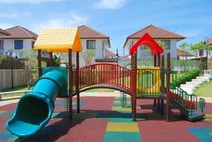 Spielplatz Stockfotos
