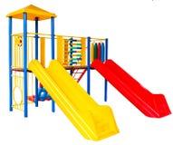 Spielplatz für Kinder Lizenzfreie Stockfotografie