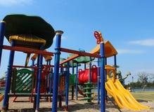 Spielplatz für Kinder Lizenzfreies Stockfoto