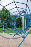 Spielplatz für Kinder im Park Stockfotografie