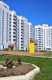 Spielplatz für Kinder im Yard Lizenzfreies Stockfoto