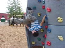Spielplatz-Klettern Stockbilder