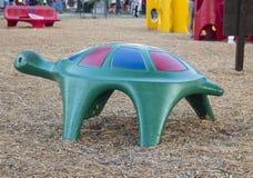 Spielplatz-Schildkröte Stockbilder