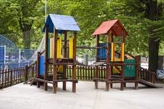 Spielplatzpark Lizenzfreie Stockfotografie