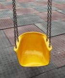 Spielplatzschwingen Lizenzfreies Stockfoto
