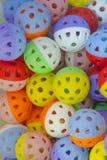 Spielt Ball Lizenzfreie Stockbilder