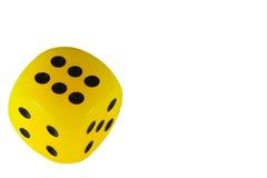 Spielwürfel Lizenzfreie Stockbilder