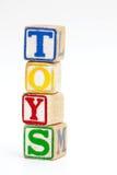 Spielwaren Stockbild