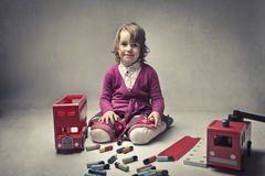 Spielwaren Lizenzfreie Stockfotografie