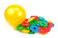 Spielwaren für Kinder Stockfoto