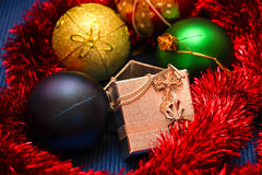 Spielwaren für Weihnachten Stockfotos