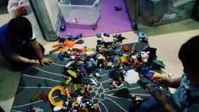 Spielwaren-Paradies Stockfoto