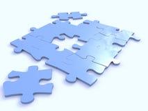 Spielzeug â Puzzlespiele Lizenzfreie Stockfotos