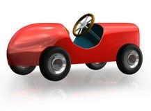Spielzeug-Auto stock abbildung