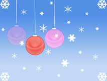 Spielzeug des neuen Jahres Lizenzfreie Stockbilder