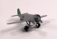 Spielzeug-Flugzeug 2 Lizenzfreie Stockbilder