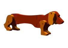 Spielzeug-Hund Lizenzfreies Stockbild
