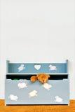 Spielzeug-Kasten Stockbilder