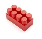 Spielzeug lego Blockaufbau-Ausbildungskindheit Lizenzfreies Stockfoto