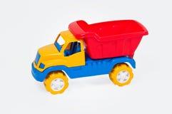 Spielzeug-LKW Lizenzfreie Stockbilder