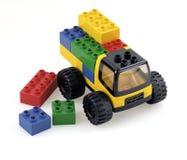 Spielzeug-LKW Lizenzfreies Stockbild