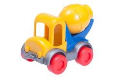 Spielzeug-LKW-Spielzeug Lizenzfreie Stockbilder