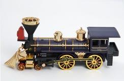 Spielzeug-Lokomotive Lizenzfreie Stockbilder