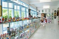 Spielzeug-Museum Stockbild