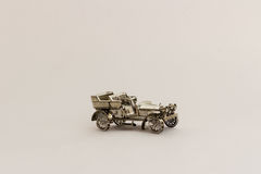 Spielzeug - Retro- Auto Lizenzfreie Stockfotos