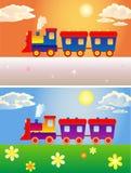 Spielzeug-Serie Lizenzfreie Stockfotos