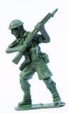Spielzeug-Soldat Stockfotos
