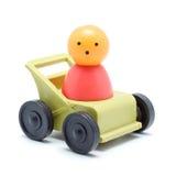 Spielzeug-Treiber Stockbilder