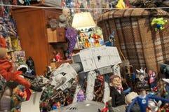 Spielzeug- und Action-Figur-Museum Lizenzfreie Stockfotos