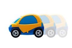 Spielzeugauto Stockbild