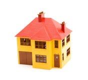 Spielzeughausbaumuster lizenzfreie stockfotos