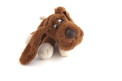 Spielzeughund Lizenzfreie Stockbilder