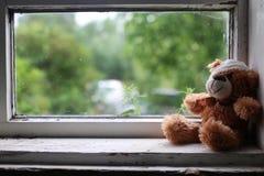Spielzeugkrankheitshilfe Stockbilder