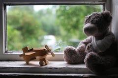 Spielzeugkrankheitshilfe Lizenzfreie Stockfotografie