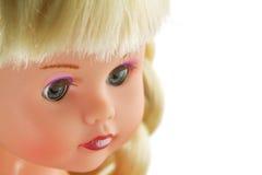 Spielzeugmädchen Lizenzfreie Stockbilder
