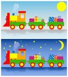 Spielzeugserie Lizenzfreie Stockfotografie