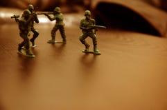 Spielzeugsoldaten Lizenzfreies Stockbild