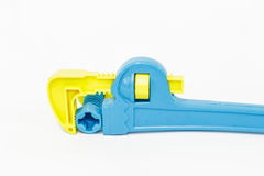 Spielzeugwerkzeug der Kinder Stockfotografie