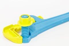 Spielzeugwerkzeug der Kinder Stockbild